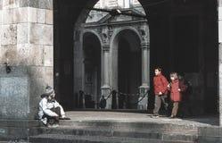 Milano (Italia) Fotografia Stock