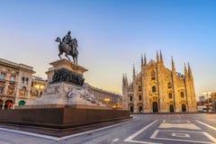 Milano Italia fotografía de archivo
