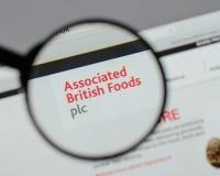 Milano, Italia - 10 agosto 2017: Logo britannico collegato o degli alimenti Fotografia Stock Libera da Diritti