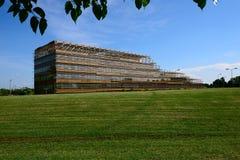 Milano Italien, april 29 2014: 3M ITALIEN företags högkvarter Pio arkivfoto