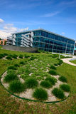 Milano,Italy, april 29 2014: MICROSOFT ITALY corporate headquart Royalty Free Stock Photo