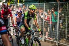 Milano, Italy 31 May  2015; Davide Formolo after finishing his first Giro D'Italia Stock Photos