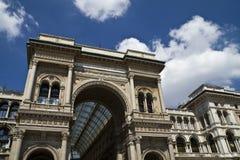 Milano - l'Italia Fotografia Stock Libera da Diritti
