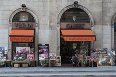 Milano, Lombardia, Italia, Italia del Nord, Europa fotografie stock libere da diritti