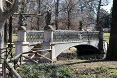 Milano,milan ponte delle sirenette Royalty Free Stock Photos