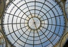 Milano shopping centre Royalty Free Stock Photo