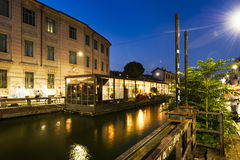 Milano spirit, Italy Royalty Free Stock Photography