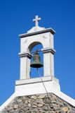 Milatos church bell tower. Stock Photography