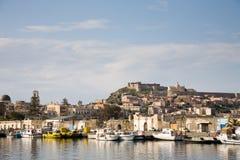 Milazzo, Sicily Royalty Free Stock Image