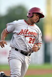 2014 MiLB - baseball baserunner Stock Images