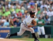 2014 MiLB - Baseballwerfer Lizenzfreie Stockfotografie
