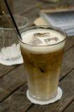 Milch-Kaffee Lizenzfreies Stockbild