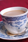 Milch-Tee Stockfotografie