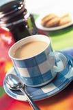 Milch-Tee Lizenzfreie Stockfotos