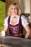 Milchgeschmäcke Lizenzfreies Stockfoto
