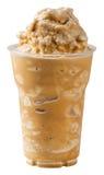 Milchkaffee Smoothie Stockfotos