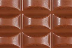 Milchschokolade von oben Stockfotos