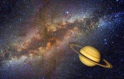 Milchstraße stock abbildung