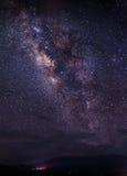 Milchstraße Stockfoto