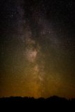 Milchstraße stockfotos