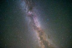 Milchstraße von Skye Lizenzfreies Stockfoto