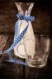 Milchzeit Stockfotos