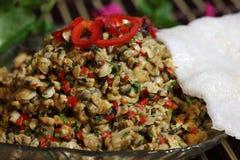 milczka krakersa ryż Obraz Stock