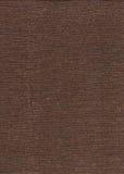 Mild-rode bruine stof Stock Afbeeldingen