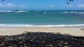 Mildern Sie Wellen Stockfoto