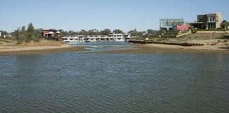 Mildura Marina, Australia Royalty Free Stock Images
