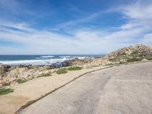 17-Mile Drive Stock Photo