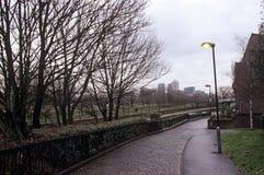 Mile End Park, London Stock Photo