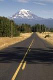 Mile Marker 15 Highway Mt Adams Washington Royalty Free Stock Images