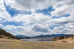 11 mile state park lake Stock Photo