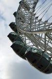 Milenium koło, Londyn, UK (Londyński oko) Zdjęcia Stock