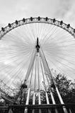 Milenium koło, Londyn, UK (Londyński oko) Fotografia Stock