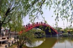 Milenium miasta park Zdjęcie Stock