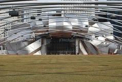 Milenium parkowy teatr Obrazy Stock