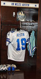 Miles Austin Locker Stock Photography
