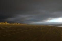 90 Miles Beach Royaltyfri Foto