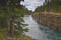 Miles canyon Stock Image