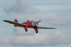 Miles Hawk vintage aircraft Stock Photos