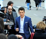 Miles Teller Royalty Free Stock Photography