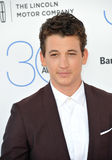 Miles Teller Royalty Free Stock Image