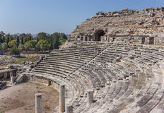 Miletus amphitheater 3 Stock Photo