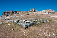 Miletus landscape Royalty Free Stock Photography