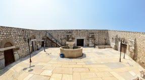 Miletus Oude Griekse Stad in Didim, Aydin, Turkije Royalty-vrije Stock Foto