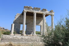 Miletus Ruins of ancient city Royalty Free Stock Photography