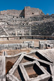 Miletus theater auditorium Royalty Free Stock Photography