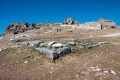 Miletuslandschap royalty-vrije stock fotografie